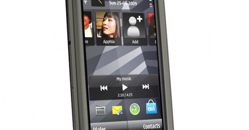 Nokia Touchscreen Cellphones 5530 Xpress Music & 5230 Launched In India
