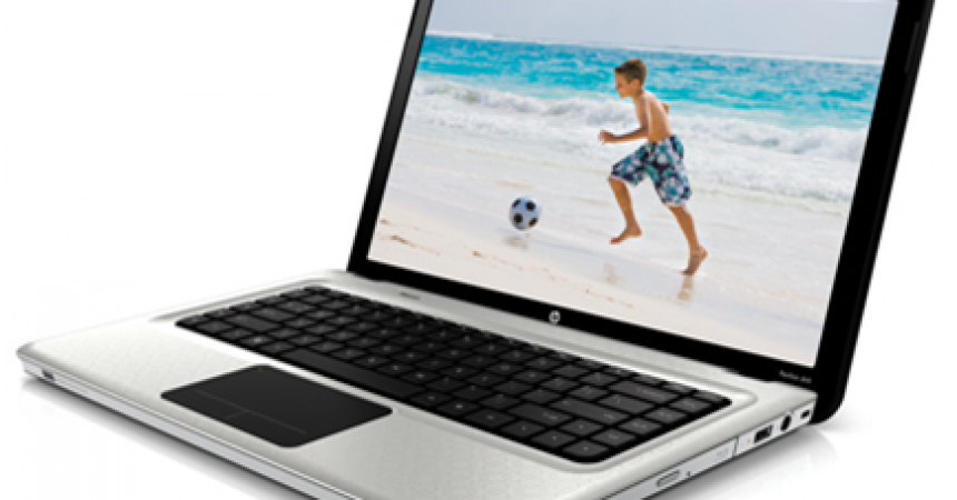 Hp Introduces New DV6 & DM4 Notebook Series In India
