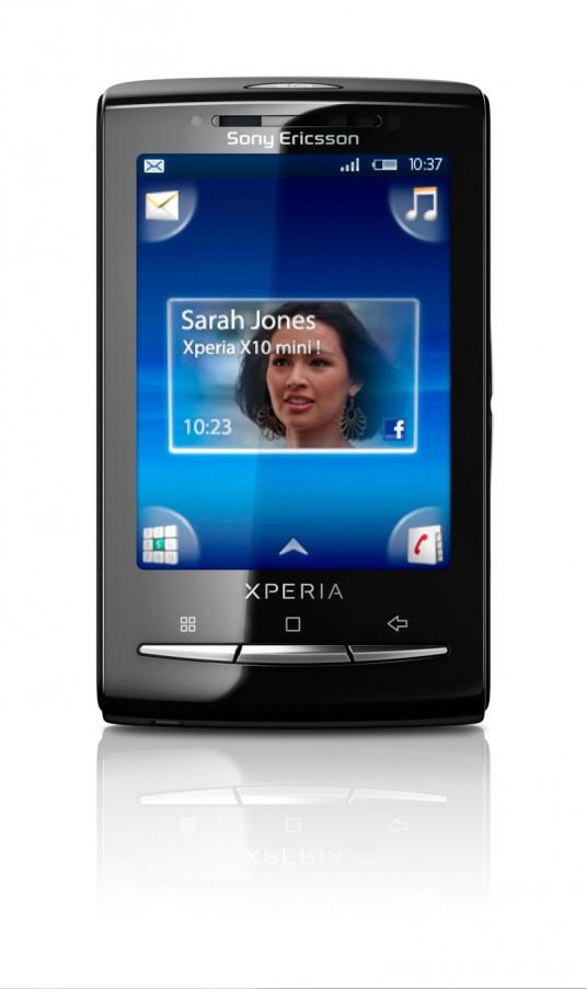 SonyEericsson XperiaX10 Mini