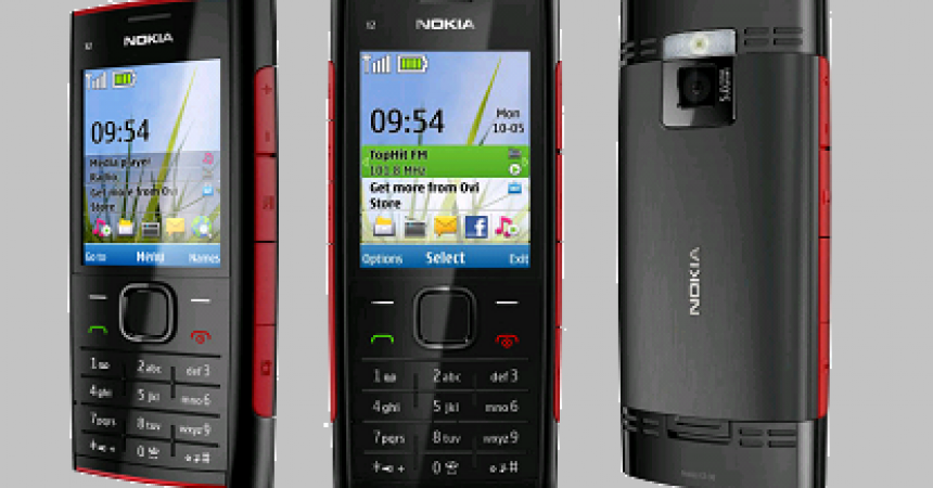 Nokia X2 Messaging Cellphone Features & Review
