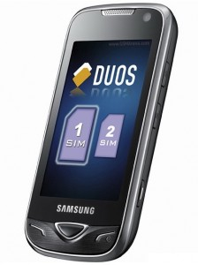 Samsung B7722 3G dual SIM 1