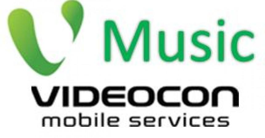 Videocon Mobile Services  launches V-Music – Videocon Unique Mobile Radio Service