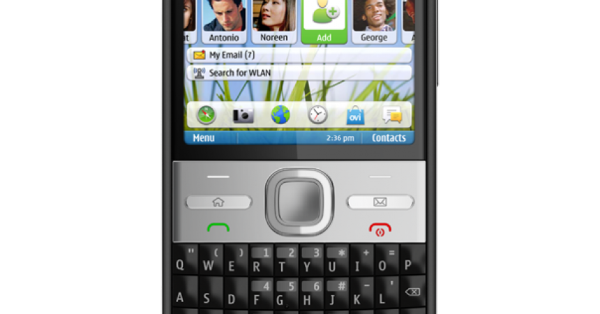 Nokia E5-00 Price in India, Specification and Features