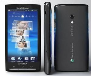 Sony Xpera X10 Android 2.1 Eclair Preview