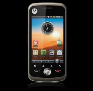 Motorola QUENCH XT3 Front