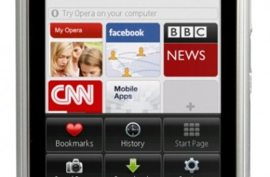 Opera Mini 5.1 Beta Released for Symbian Edition Phones