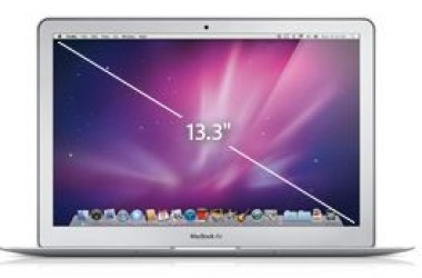 New Apple MacBook Air 13.3 inch & 11.6 inch Models