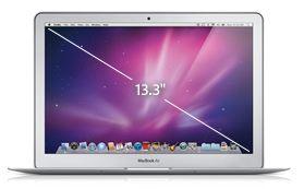 13.3 inch Macbook Air