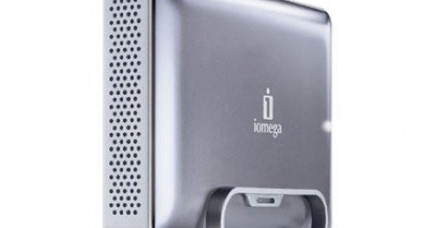 iOmega eGo Silver Desktop HDD 2 TB (Mac Edition ): Price & Specification