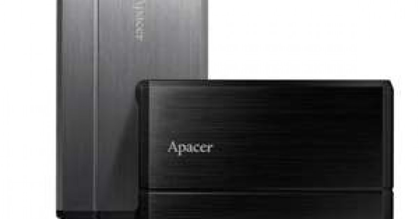 Apacer AC430 – External USB 3.0 HDD