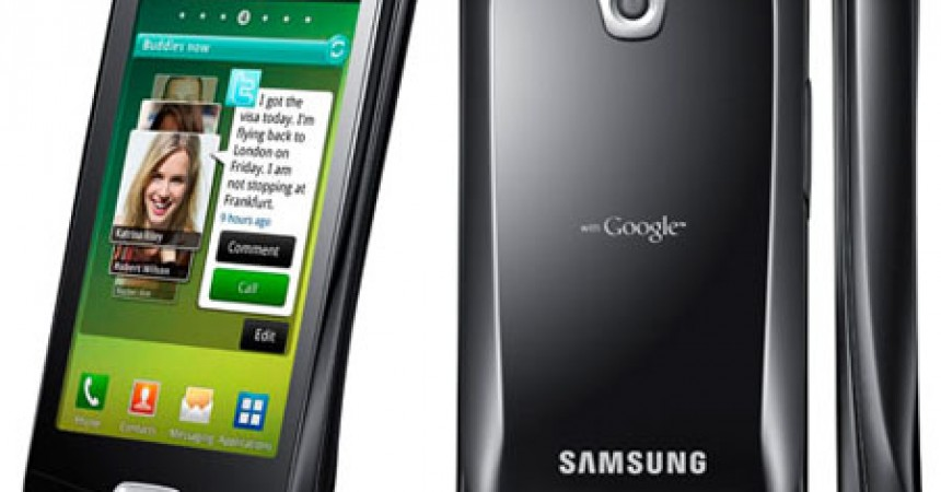 Samsung I5800 Galaxy 3 Review & Specifications