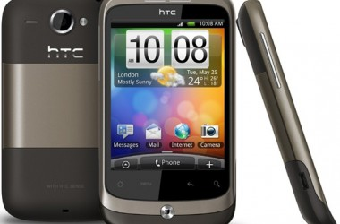 HTC Wildfire Complete Review With Full Specifications