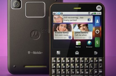 Motorola MB502 Charm Price – Android QWERTY Mobile
