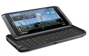 Nokia E7 QWERY Business Phone
