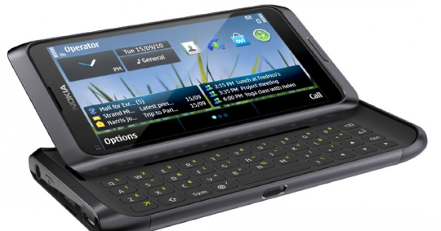 Nokia E7 Price and Availability in India – Nokia E-Series QWERTY Business Smartphone