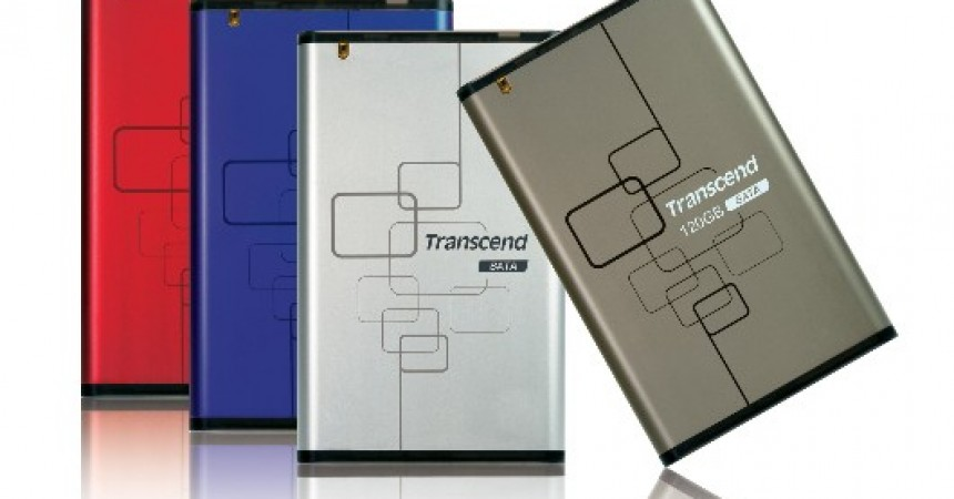 "Transcend StoreJet 2.5"" SATA 500 GB Review"