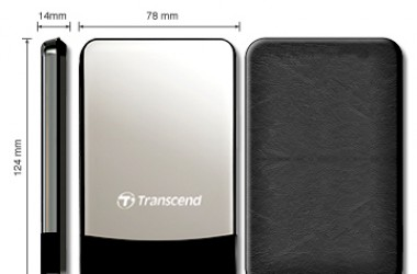 Transcend StoreJet 25C 640 GB HDD Review