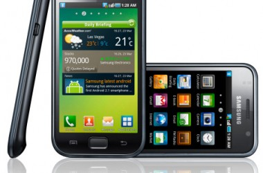 Samsung I9000 Galaxy S Review and Specifications