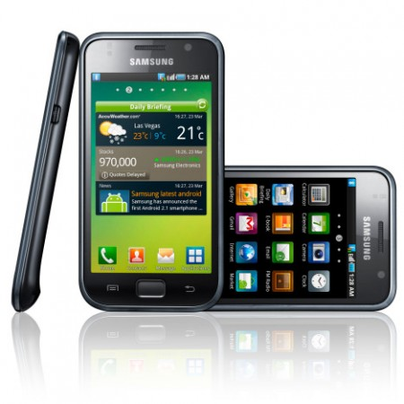 Samsung Galaxy S Review & Specifications