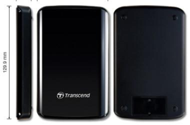 Transcend StoreJet 25D2 640 GB HDD Review