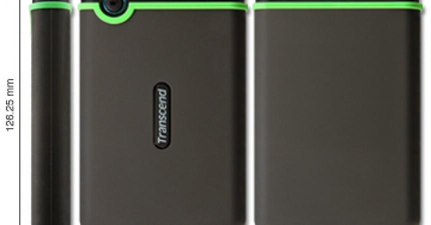 Transcend StoreJet 25M3 640 GB HDD Review