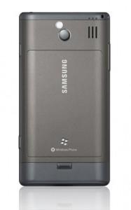 Samsung Omnia 7 I8700 Camera