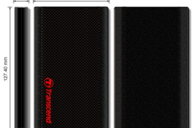 Transcend StoreJet 25P 250 GB HDD Review