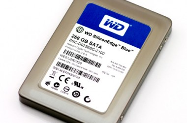 WD Silicon Edge Blue 128 GB SSD Review