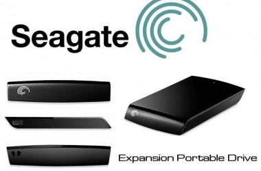 Seagate Expansion 2 TB External Storage Drive