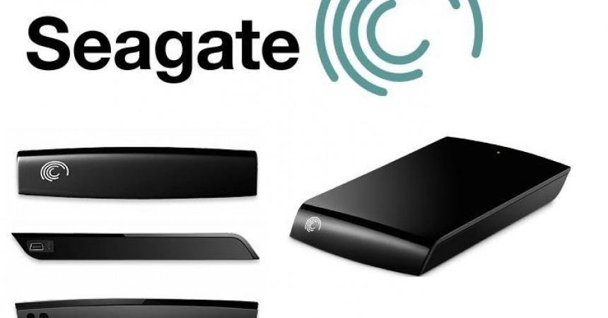 Seagate Expansion 2 TB External Storage Drive