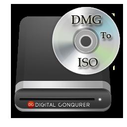 DMG to Iso Convert in MAc OS X