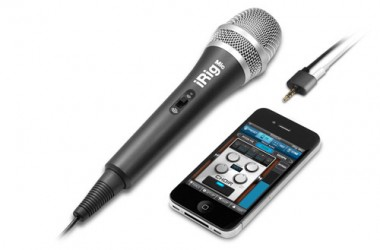 External Microphone (Mic) for your iPhone, iPad, iTouch or say Apple
