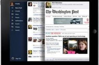 Facepad – iPad Facebook Application