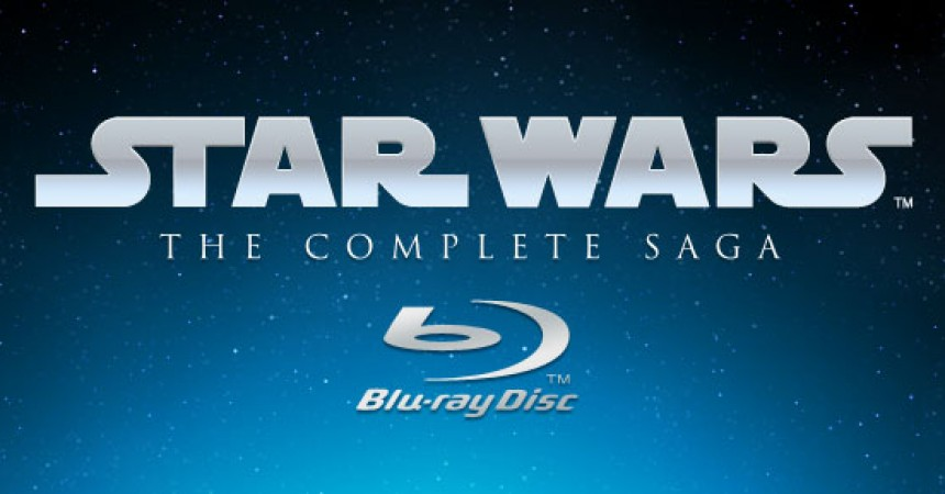Star Wars Series Releasing on Blu-Ray – Can Pre Order