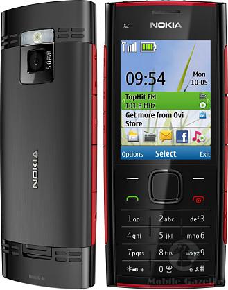 Nokia X2-02 Photos