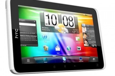 HTC Flyer – First HTC Tablet Flyer Specs [Announced]