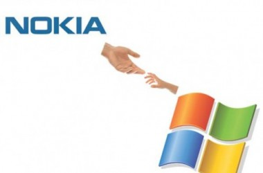 Nokia and Microsoft are Parterns now!!
