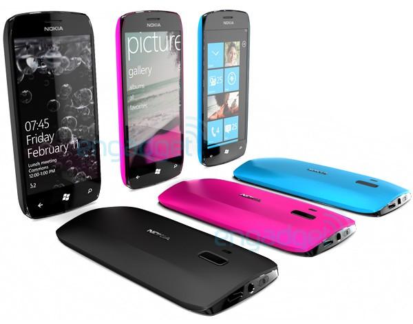 Nokia's Windows Phone 7 - Smartphone Image [Leaked]