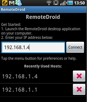 RemoteDroid Android App Review Control Your PC