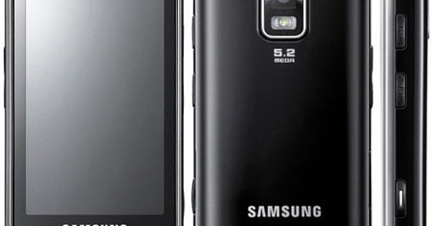 POP3 Email Settings For Samsung Duos B7722 [How To]
