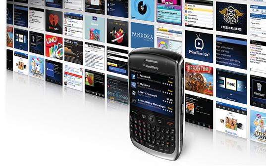 Top 5 must have Blackberry Apps [Softwares]