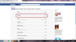 How to get Personalized Facebook Username [Tutorial]