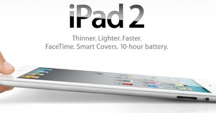 iPad 2 Set To Launch In India At First Week of May ?
