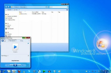 Windows 8 Transformation Pack Theme Download and Details