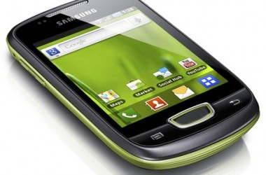 Samsung Galaxy Pop S5570 Hands On Review [Budget Android Smartphone]
