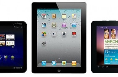 Best 3 Tablets To Buy In India – iPad 2 Vs Xoom Vs Galaxy Tab