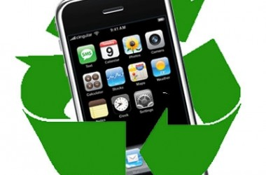 Recycle Old Mobile Phones To Help Saving Planet