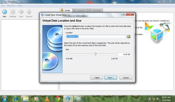 How to Use Virtual Box - Step By Step 8