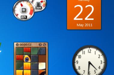 Best Gadgets For Windows Desktop – Reviews & Features