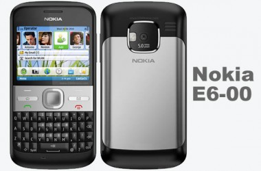 Another Symbian Smartphone – Nokia E6 Available for Pre-Order